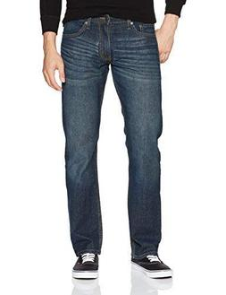 Signature by Levi Strauss & Co. Gold Label Men's Straight Fi