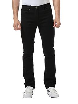 stretch regular slim fit straight