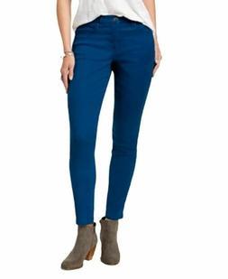 Style Co Curvy-Fit Skinny Jeans Blue Opaline 8