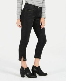 Style Co Studded Skinny Ankle Jeans Houston 12