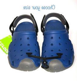 Crocs Swiftwater Clog Blue Jean / Slate Gray 7,10,11,13**NEW