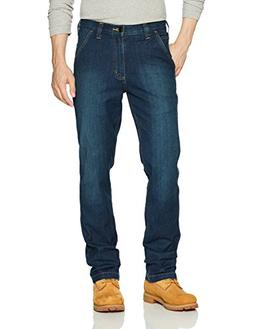 Carhartt Men's Full Swing Relaxed Dungaree Jean, Superior, 3