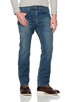 Carhartt Men's Full Swing Relaxed Straight Jean, Coldwater,
