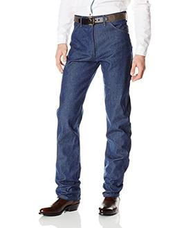 Wrangler Men's Tall Cowboy Cut Jean Original Fit Jean,Indigo