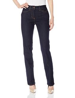 Women's NYDJ 'Hayley' Tonal Stitch Stretch Straight Leg Jean