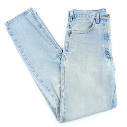 Carhartt Traditional Fit Blue Jeans Men's Size 31x34 Lightwa