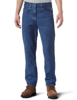 Carhartt Men's Traditional Fit Five Pocket Tapered Leg B18,D