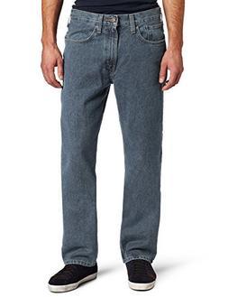 Carhartt Men's Traditional Fit Jean Straight Leg,Darkstone