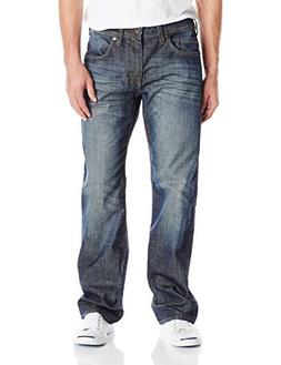 Buffalo David Bitton Men's Travis Relaxed Fit Jean in Sanded