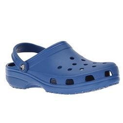 Crocs Unisex Classic Clog, Blue Jean Blue, US Men's 15