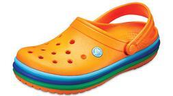 Crocs Unisex Crocband™ Rainbow Band Clogs