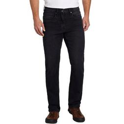 Urban Star Men's  Jeans Stretch Relaxed Fit  Straight Leg
