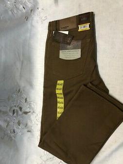 Weatherproof Vintage 1948 Fleece-Lined Jeans Classic Straigh