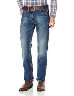 Wrangler Men's 20X Vintage Boot Cut Jean, Midland, 34W x 34L