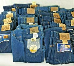 Vintage Genuine Lee Riders Jeans New With Tags Pick Your Siz