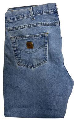 Vintage Carhartt Traditional Fit Jeans Men's 38 X 30 Blue De