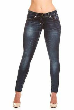 VIP Jeans for women Skinny Slim Fit Butt Lift Stretchy ank