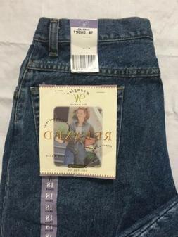 Vtg Wrangler For Women Jeans Size 18 Short 32x29 High Waiste
