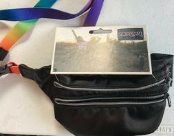 Jansport Waist Bag Jean Sports Hippyland Rainbow Webbing