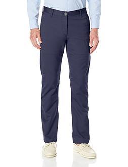 Dockers Men's Washed Khaki Slim Tapered-Fit Pant, Pembroke,