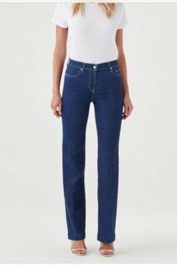 7 For All Mankind Women's Alexa High Waist Trouser Jeans Siz
