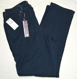 Gloria Vanderbilt Women's Amanda Jeans Blue Portland Wash Si