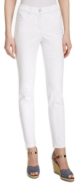 Charter Club Women's BRISTOL Skinny Leg Ankle Jeans, White,