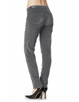 Calvin Klein Women's Corduroy Ultimate Skinny Jeans.Gray.Cho
