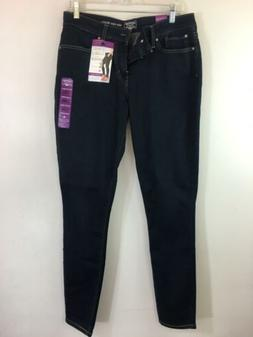 Women's Signature Levi Strauss Mid-Rise Skinny Jeans, Size 1