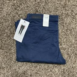 Calvin Klein Women's Skinny Ankle Pants - Size 14/Dark Denim