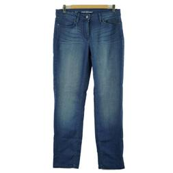 Calvin Klein Women's Ultimate Skinny Jeans, 12x30, Star Blue