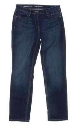 Calvin Klein Women's Ultimate Skinny Slim Fit Jeans - Dark W