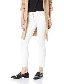 Calvin Klein womens Ankle Skinny Jean, White Light, 29