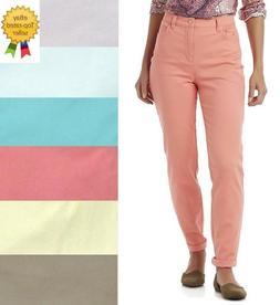 Gloria Vanderbilt Womens Jeans Amanda Heritage size 2 4 6 8