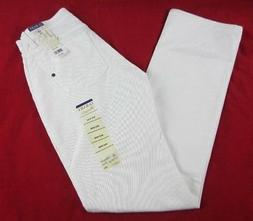 Womens Wrangler Q-Baby White Storm Mid Rise Boot Cut Jeans W