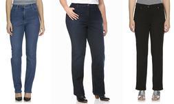 Womens Slimming Jeans Gloria Vanderbilt Amanda Embellished R