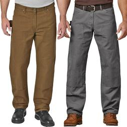 Dickies Work Pants Men Relaxed Fit Straight Leg Double Front
