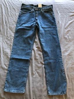 Wrangler Men's Relaxed Fit Comfort Flex Waist Jean SH3 Blu