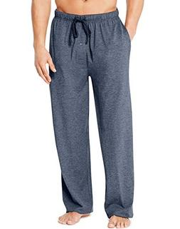 Hanes X-Temp Men`s Jersey Pant with ComfortSoft Waistband, M
